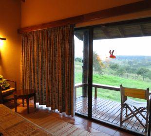 Aussicht Hotel Lake Nakuru Lodge