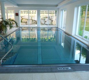 Schwimmbad Hotel Vier Jahreszeiten