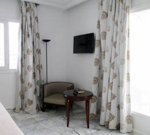 Schlafzimmer Hotel Vincci Marillia