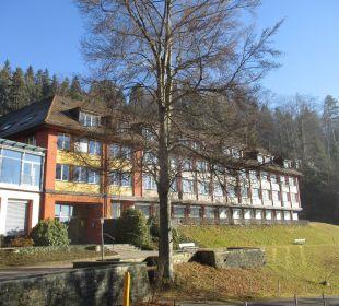 Haus Birkenrain Hotel Zentrum Ländli