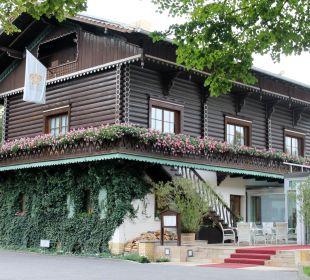 Gemütlicher Anblick Relais & Châteaux Hotel Bayrisches Haus