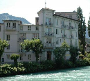Aussenansicht Hotel Bellevue