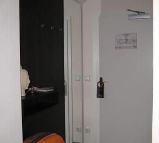 Eingangsbereich Junior Suite Berghotel Ilsenburg
