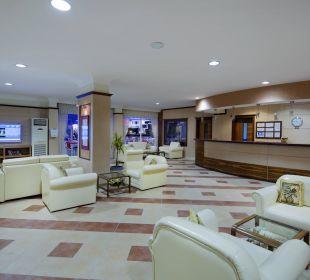 Lobby Aparthotel Villa Sun Flower