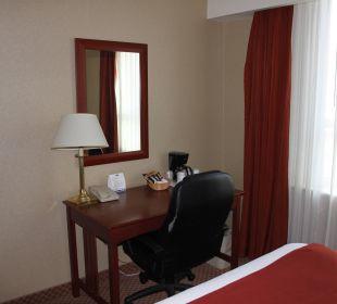 Schreibtisch Hotel Holiday Inn Express Toronto Downtown