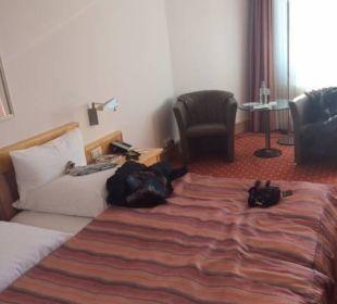Bett Hotel Neptun