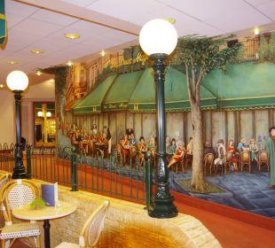 Lobby und Restaurant Ringhotel Munte am Stadtwald