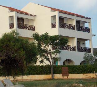 Außenansicht Hotel Mimosa Beach