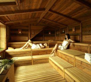 Mummelsee-Wohlfühlwelt: Finnische Sauna Berghotel Mummelsee