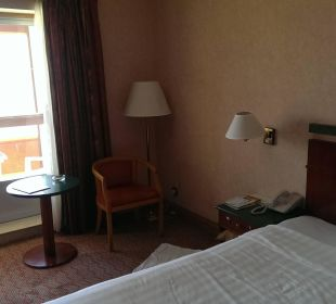 Möbel ziemlich alt Hotel Holiday International