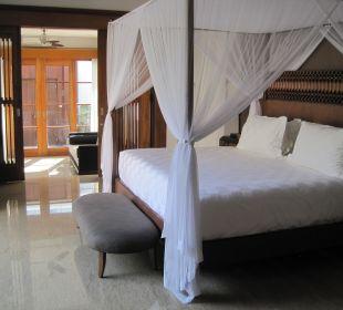 Beach Pool Villa, Super Bett!  The Samaya Bali - Seminyak