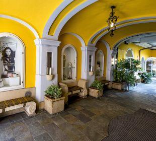 Eingang Hotel zum Dom