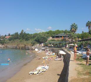 Strand Oz Hotels Incekum Beach