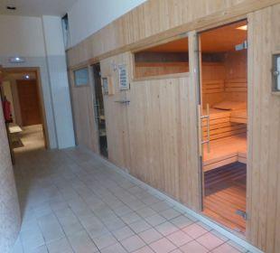 Saunazugaenge Hotel Luz Del Mar