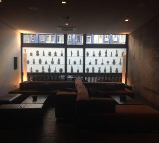 Gemütliche Sitzecke art & business hotel