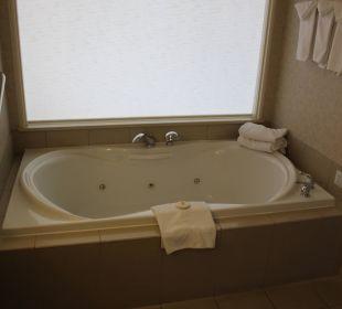 Badezimmer / Jakuzi Hotel Hilton Niagara Falls / Fallsview