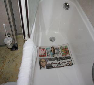 Sogar die Bildzeitung bekommt hier Platzangst! Familotel Hotel Feldberger Hof