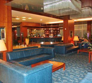 Lobby und Bar Hotel Golf