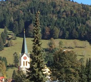 Ausblick WellVital Hotel Tyrol