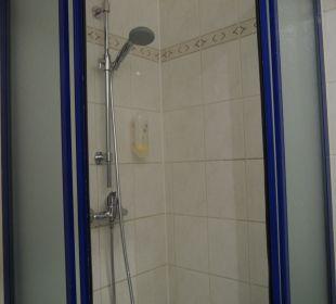 Dusche Comfort Hotel Weißensee