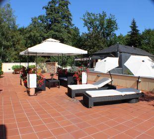 Sonnenterrasse Hotel Blesius Garten