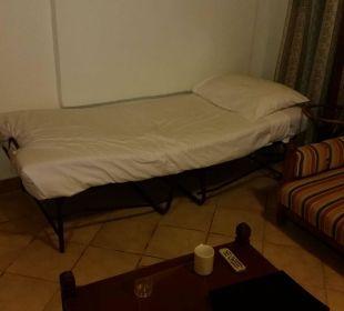 Sogenanntes Bett im Wohn Schlafzimmer