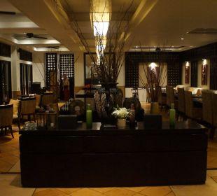 Abendrestaurant und zum Frühstück Anantara Bophut Koh Samui Resort