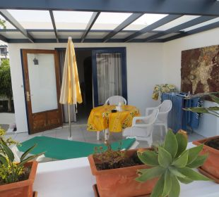 Unsere Terrasse Bungalows & Appartements Playamar