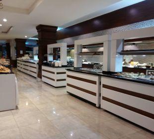 Frühstücksbüffet Linda Resort Hotel