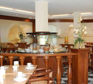 Frühstücksbuffet Pension Sanddorn