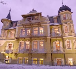Winter Hotel Villa Rein