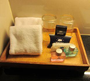 Im Badezimmer Hotel Grand Jomtien Palace