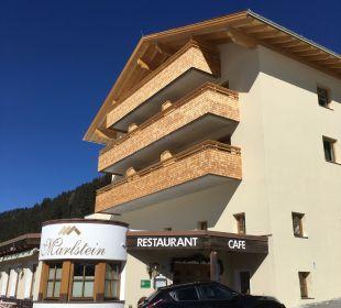 Außenansicht Berghotel Marlstein