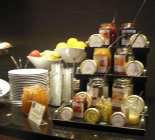 Marmelade und Obst ARCOTEL Rubin