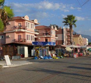 Meerseite Hotel Günes