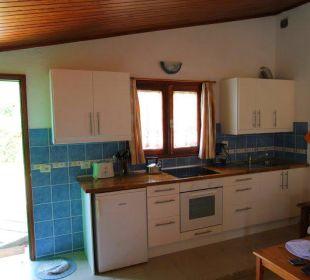 Küche Normales Apartment 1 Finca El Rincon