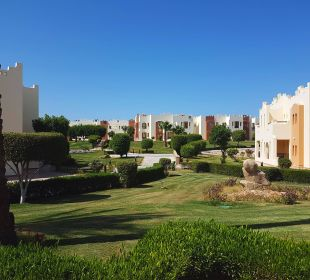 Gartenanlage SUNRISE Select Royal Makadi Resort