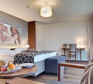 Junior Suite Seeseite Belvédère Strandhotel