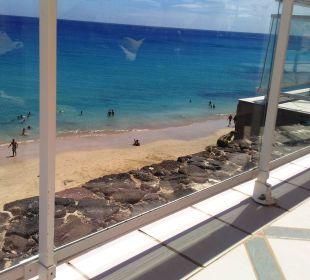 Von der Liege aus gesehen... Hotel XQ El Palacete