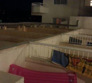 Balkon/Terrasse  Hotel JS Alcudi Mar