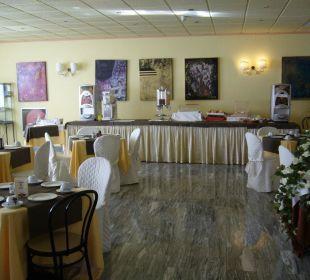 Déjeuner Hotel Monti
