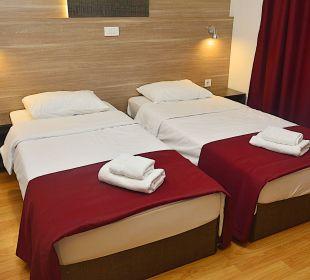 Standard Twin Room Hotel De KOKA