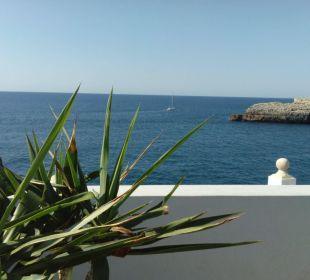 Blick von der Hotelterrasse JS Hotel Cape Colom