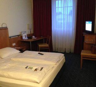 Zimmer Best Western Hotel München-Airport