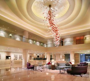 Lobby Carlton Hotel Singapore