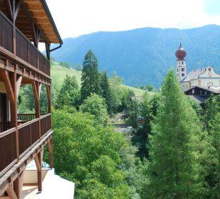 Hotel von der Gartenseite