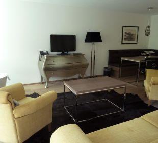 Wohnzimmer Hotel Matthiol