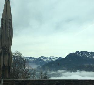 Ausblick Kempinski Hotel Berchtesgaden