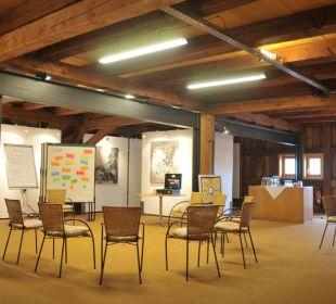 Veranstaltungsraum: Galerie Waldknechtshof