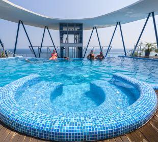 Pool Hotel Sol Marina Palace